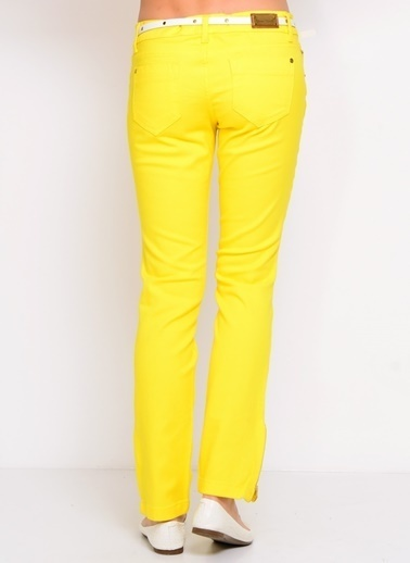 LMN by Limon Company Pantolon Sarı
